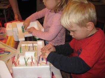 Styrofoam&Sticks